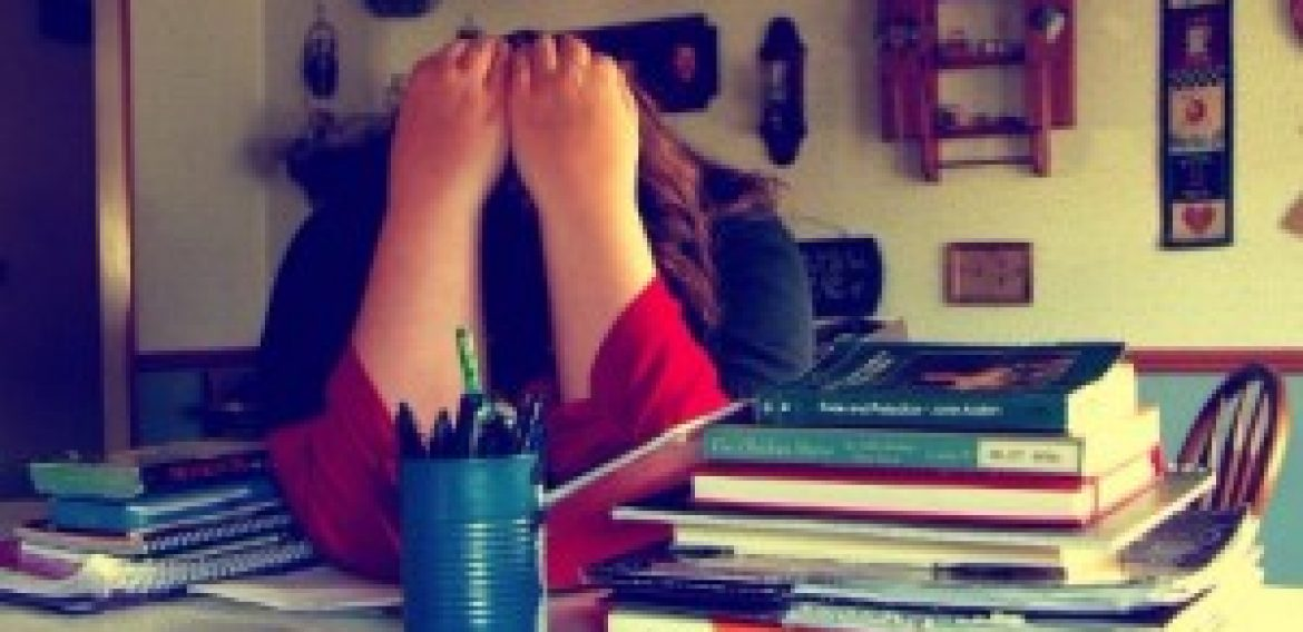 Defeating Test Anxiety