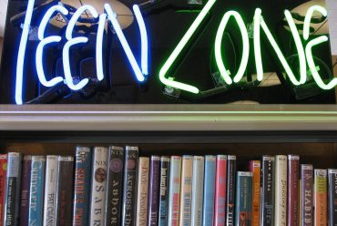 What Can Teens Find at the Library?