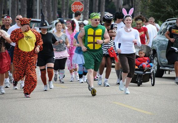 2017 Halloween Themed Races and Fun Runs in Jacksonville