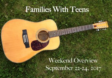 Weekend Overview September 22-24