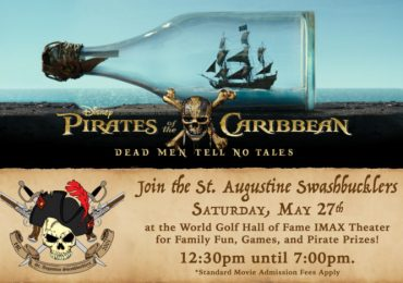 St. Augustine Swashbucklers & Pirates of the Caribbean
