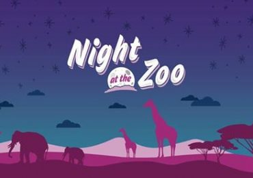 Night at the Zoo:  Luau Party