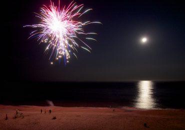 Jax. Beaches 4th of July Fireworks Celebration