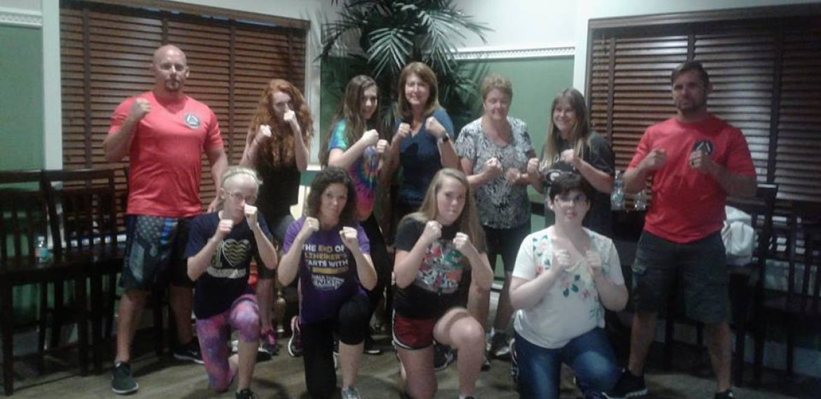 Self-Defense and Safety for Women and Teen Girls