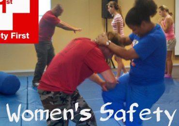 Women & Teen Girls Safety Course