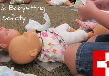 Child & Babysitting Safety Class