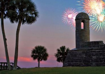 Fireworks and Concert in St. Augustine