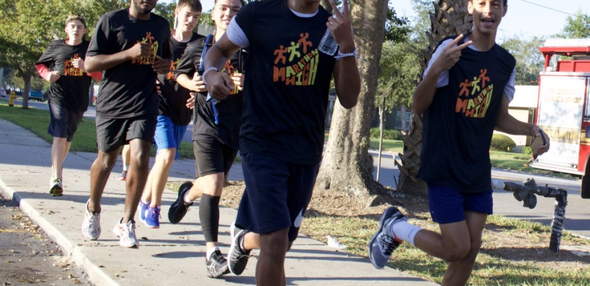 Marathon High: Developing Grit, Perseverance, and Resilience in Teens