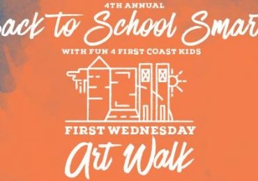Art Walk: Back to School Smarts