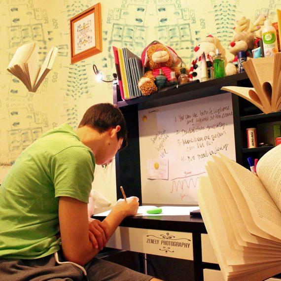 Back to School: Designing a Study Environment for Success