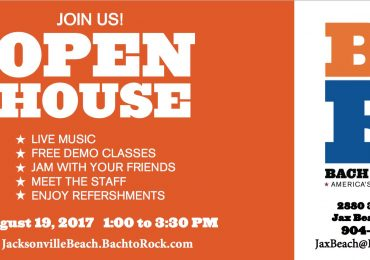 Bach to Rock's Bach to School Bash!