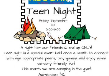 Teen Night at Rock the Spectrum