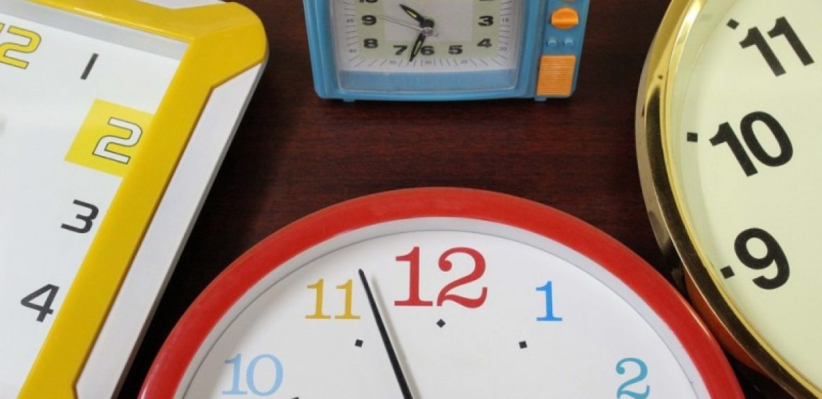 Back to School: Waking Up Is Hard To Do