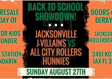 Back to School Showdown! J-Villains vs ACR Hunnies