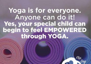 Special Needs Yoga Class Series