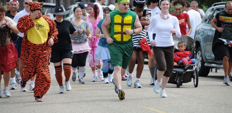 2017 Halloween Themed Races and Fun Runs in Jacksonville