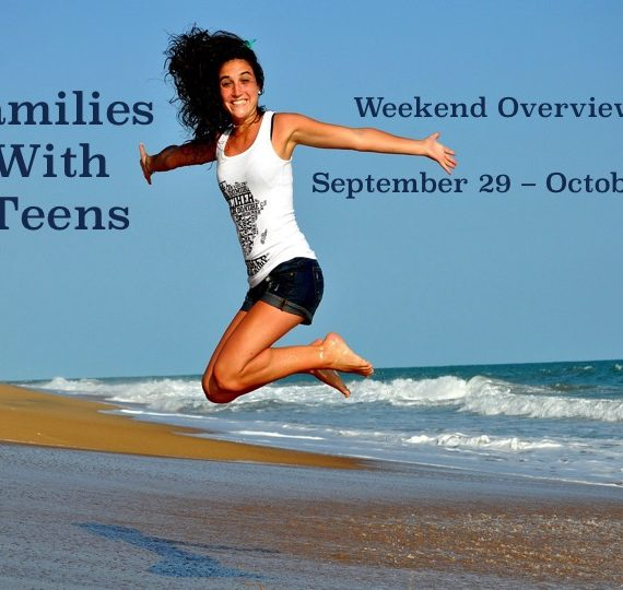 Weekend Overview September 29 – October 1