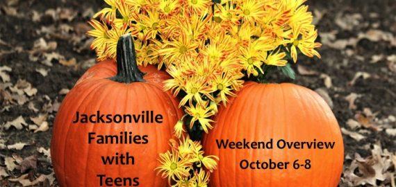 Weekend Overview October 6-8